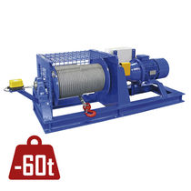 Electric winch / lifting / planetary