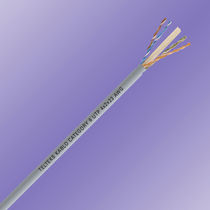 Data electrical cable / twisted pair / copper / IEC