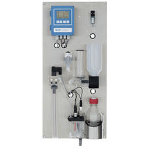 Sodium analyzer / water / pH / for integration