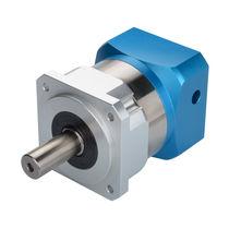 Planetary gear reducer / coaxial / precision / aluminum