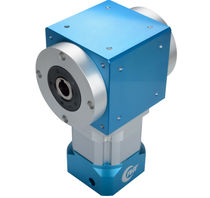 Planetary gear reducer / bevel / right-angle / precision