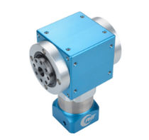 Bevel gear reducer / right-angle / precision / gearbox