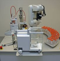 Automated titrator / Karl Fischer