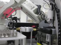 Articulated robot / 4-axis / self-learning / laboratory