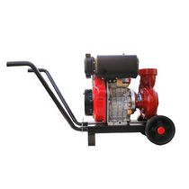 Centrifugal engine-driven pump / water / diesel
