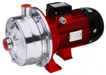 Centrifugal pump / booster / water / stainless steel