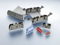 Board-to-wire connector / ribbon / rectangular / miniature