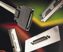 Board connector / D-sub / DIN / rectangular