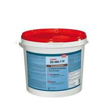 Sodium silicate adhesive / single-component / flame-retardant / industrial