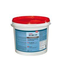 Polyurethane adhesive / multi-component / flame-retardant