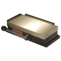 Permanent magnet magnetic chuck / rectangular / for large parts