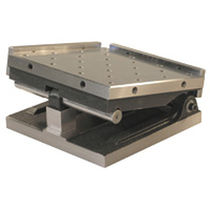 Permanent magnet magnetic chuck / sine table / for grinding