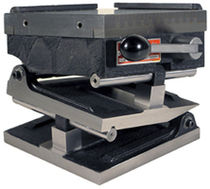 Standard pole magnetic chuck / sine table / for large parts