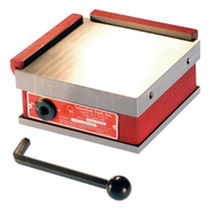 Electro-permanent magnetic chuck / sine table