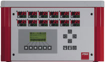 Temperature controller with touchscreen / multi-loop / hot runner / multi-function