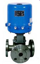 Ball valve / control / electrically operated / petroleum