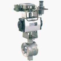 Piston valve / regulating / air-operated
