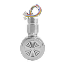Differential pressure sensor / silicon / with mV output / threaded