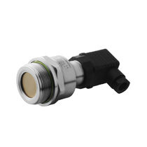 Relative pressure sensor / capacitive / thin-film / flush diaphragm