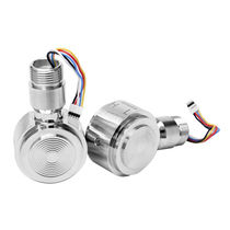 Differential pressure sensor / piezoresistive / analog / with mV output