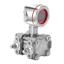 Differential pressure transmitter / thermal / HART / flange