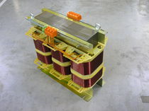 Power transformer / three-winding / floor-standing / three-phase