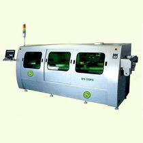 Wave brazing machine / automatic / for medium-scale production / for large-scale production