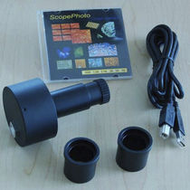 Monitoring camera / full-color / CCD / USB