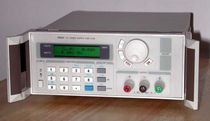 AC/DC power supply / rack-mount / programmable / with overcurrent protection