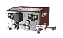 Electrical cable cutting and stripping machine / blade / electric
