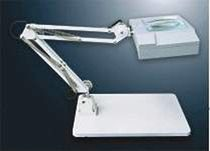Magnifying light / LED / for assembly inspection stations