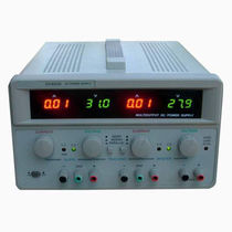 AC/DC power supply / adjustable / tabletop / laboratory