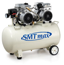 Air compressor / mobile / DC / piston