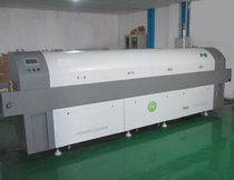 Reflow soldering machine / semi-automatic / for PCBs