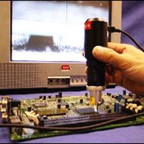 Opto-digital microscope / inspection / portable
