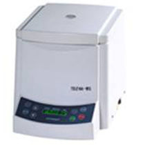 Benchtop centrifuge / laboratory / vertical / automatic