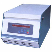 Refrigerated centrifuge / laboratory / vertical / high-speed
