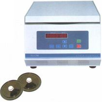 Laboratory centrifuge / vertical / desk