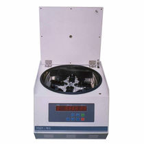 Desk centrifuge / laboratory / vertical