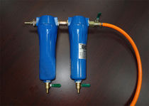 Fluidized bed dryer / batch / press