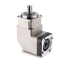 Planetary gear reducer / right-angle / high-precision / compact