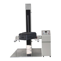 Impact tester / zero drop / for packaging / paper and cardboard