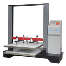 Compression testing machine / materials