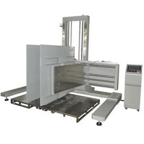 Clamping force tester / for packaging / automatic / for production