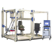 Durability testing machine / resistance / for sofas / for chairs