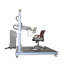 Tensile strength tester / for backrest / for automotive applications