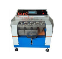 Leak-proofing testing machine / for leather