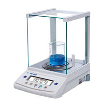 Laboratory balance / analytical / counting / with LED display