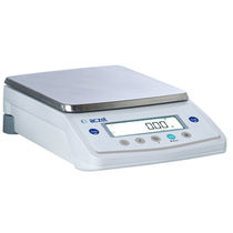 Precision balance / laboratory / counting / with external calibration weight