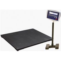 Precision scales / with LCD display / stainless steel / industrial